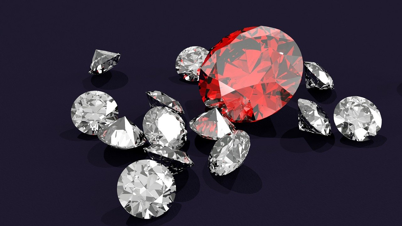 Wholesale Diamonds​